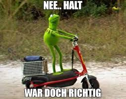 Kermit Meme Generator - nee halt war doch richtig meme kermit 72473 memeshappen