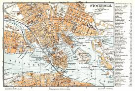maps of stockholm detailed map of stockholm in english maps of