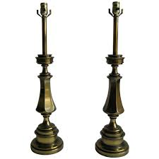 Brass Table Lamps Solid Brass Table Lamps Pair Of Solid Brass Lamps 1 Solid Brass