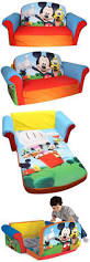 sofas and armchairs 134648 flip open sofa mickey mouse club house