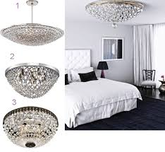 How To Make Crystal Chandelier How To Make Your Bedroom Romantic With Crystal Chandeliers Lamps