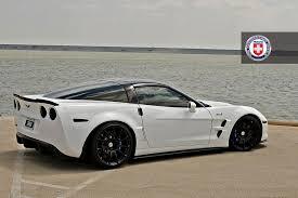 corvette zr1 black white corvette zr1 on satin black hre p43s other vehicles gt r