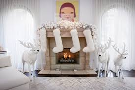 how the kardashian jenner clan decorates for christmas how the kardashian jenner clan decorates for christmas architectural digest