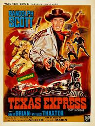 film de cowboy fort worth 1951 cowboy dreams randolph scott pinterest