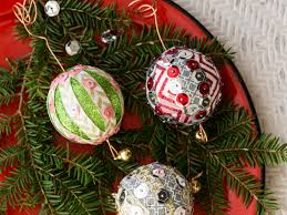Special Christmas Ornaments Homemade Christmas Decorations Southern Living