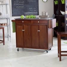 portable kitchen island with stools kenangorgun com