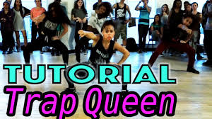Tutorial Dance Trap Queen | trap queen fetty wap dance tutorial mattsteffanina choreography
