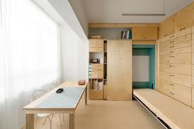 215 square feet 215 square foot apartment transformed into a studio workspace tiny