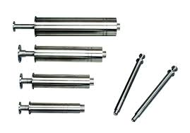 Stainless Stee Stainless Steel Syringes For High Pressure And Force Aggressive