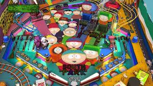 Best Zen Pinball Tables Review Zen Pinball 2 South Park Venom And More Nintendojo