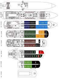 luxury expedition yacht the mv scenic eclipse deck plan