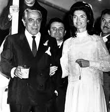 jacqueline kennedy the relationship of jacqueline and aristotle onassis