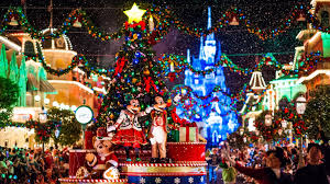 disneyland park u2013 the christmas holiday at its best