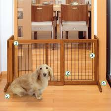 Amazon Stair Gate Richell 94135 Freestanding Pet Gate With Autumn Matte Finish