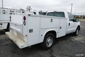 2011 Ford F250 Utility Truck - 2011 ford f 250 pickup 2 door in ohio for sale 12 used cars