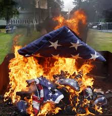Is There A Law Against Burning The American Flag Our Flag Used As A Symbol Of Pride And Protest Tells A Lot About
