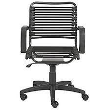 amazon com euro style bradley bungie high back adjustable office