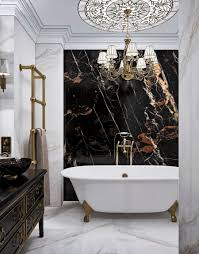 luxury design in the neoclassical style by building evolution
