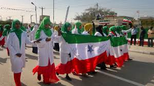 British Somaliland Flag Somaliland Celebrates 25 Years Of Self Declared Independence