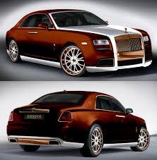 rolls royce gold interior bold even for a baller the fenice rolls royce ghost u0027diva u0027 has
