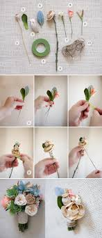 how to make boutonnieres to make a boutonniere