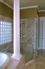 installing glass shower doors blue springs custom glass shower doors frameless