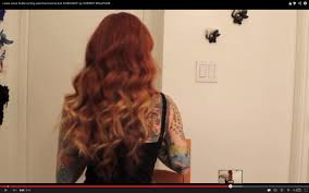pretty hair styles with wand loose wave nume curling wand hair tutorial contest over by cherry