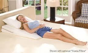 Wedge Pillows For Bed Avana Slant Foam Wedge Pillow Avana 15443415