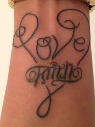 heart tattoo with 3 names danielhuscroft com