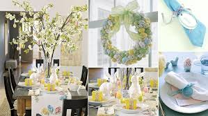 table decorations for easter 25 easter ideas for table decoration
