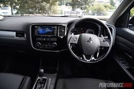 mitsubishi outlander interior should you buy a 2016 mitsubishi outlander diesel video