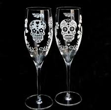 halloween wedding toasting glasses day of the dead wedding theme image collections wedding