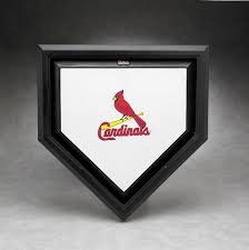 Home Plate Baseball by N Case It Acrylic Display Cases