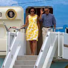 the obamas are now on necker island photos vogue