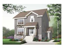 House Plans Small Lot Eplans New American House Plan Small Lot No Problem 2300