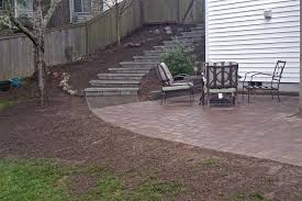 backyards mesmerizing paver backyard simple small image with