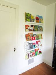 Hanging Wall Bookshelves by Renovations Wall Shelves For The Kids Rooms Lovely Chaos