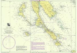 Marin Map Croatian Nautical Maps Vakance Charter