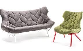kartell sofa foliage sofa hivemodern