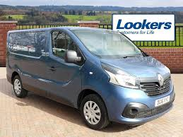 renault trafic 2016 used 2016 renault trafic sl27 energy dci 120 business van for