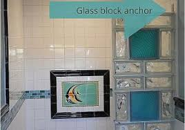 glass block bathroom designs glass block bathroom lovely 64 best glass block wall ideas images on