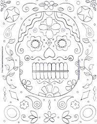 math coloring pages for middle sheets in halloween