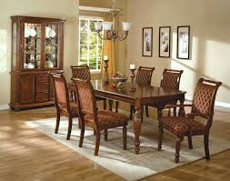dining room classy solid wood dining table black dining table