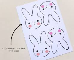easy bunny bunting my poppet makes