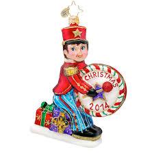 christopher radko ornaments 2014 radko drummer boy ornament