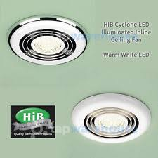 hib cyclone inline bathroom fan light best bathroom 2017