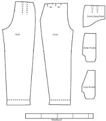 shirt pattern cutting pdf front pleated trousers pdf swing pattern by angela kane