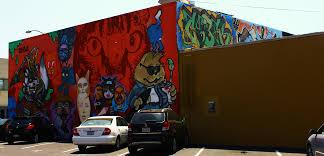 san diego street art cat cult tokidoki nomad north park san diego ca