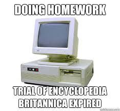 Meme Encyclopedia - your first computer memes quickmeme