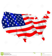Flags American American Flag Illustration 01 Stock Vector Image 2314088